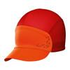 Dynafit React Visor Nakrycie głowy pomarańczowy
